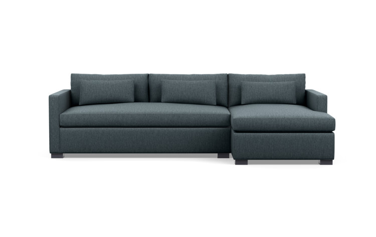 Charly Custom Sleeper Sectional Sofa - Interior Define