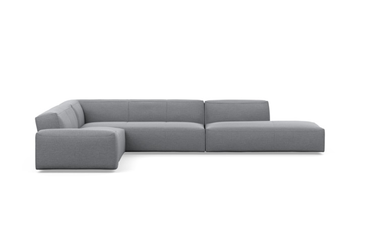 Frame 1 Of Crawford L Sectional Sofa