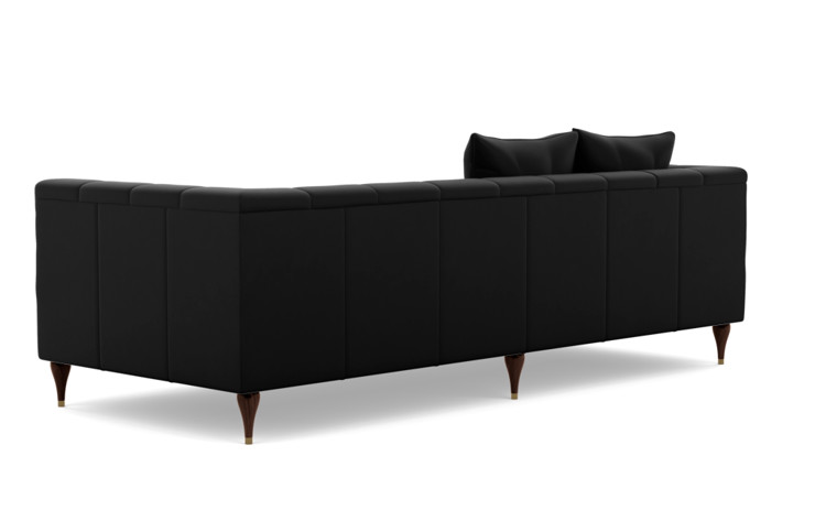 Chesterfield Sofa With Accent Chairs.Ms Chesterfield Leather