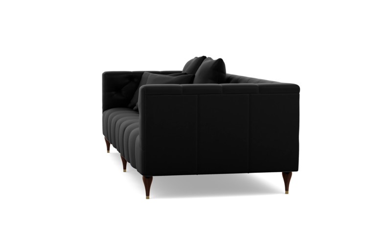Ms. Chesterfield Leather Sofa - Interior Define