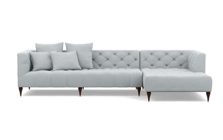 Ms Chesterfield Custom Sectional Sofa Interior Define