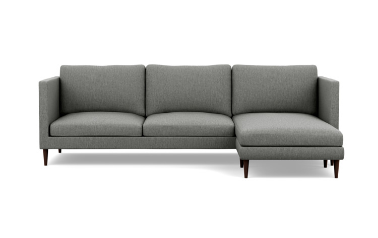 Oliver Reversible Custom Sectional Sofa - Interior Define