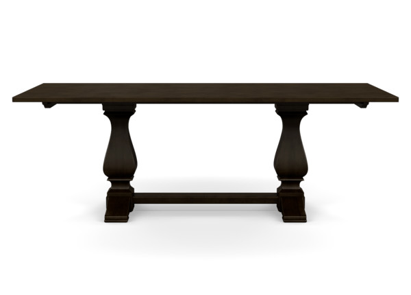 Ethan Allen 360 View Frame 1 Of Cameron Trestle Table Dining