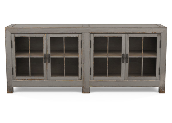 new york a3562 ac412 Ming Media Cabinet | Cabinets & Chests | Ethan Allen