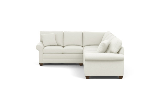 Bennett Four Piece Sectional, Quick Ship | Sectionals ...