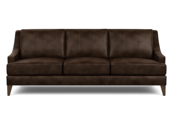 Frame 1 Of Emerson Sofa 94 Quickship Leather