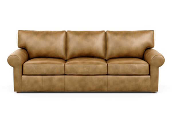 Retreat Roll-Arm Leather Sofa | Sofas & Loveseats | Ethan Allen