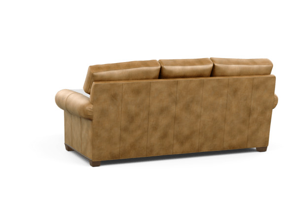 Conor Leather Queen Sleeper Sofa   The Conor Collection ...