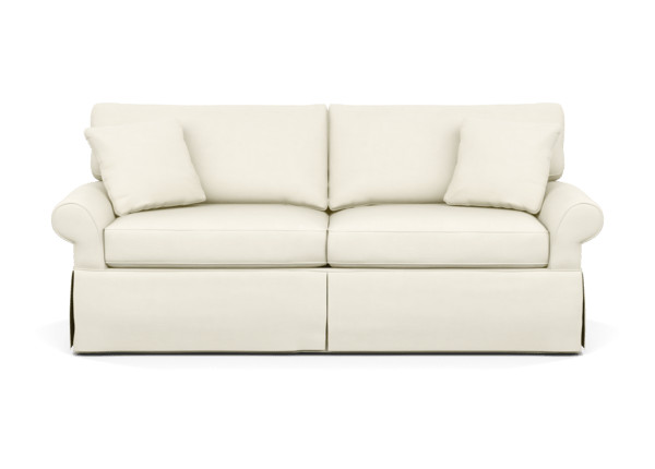 Bennett Roll-Arm Slipcovered Sofa | Ethan Allen