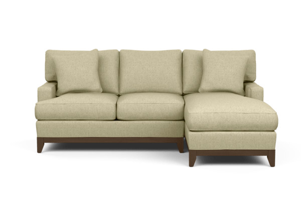 Arcata Two-Piece Sectional | Ethan Allen