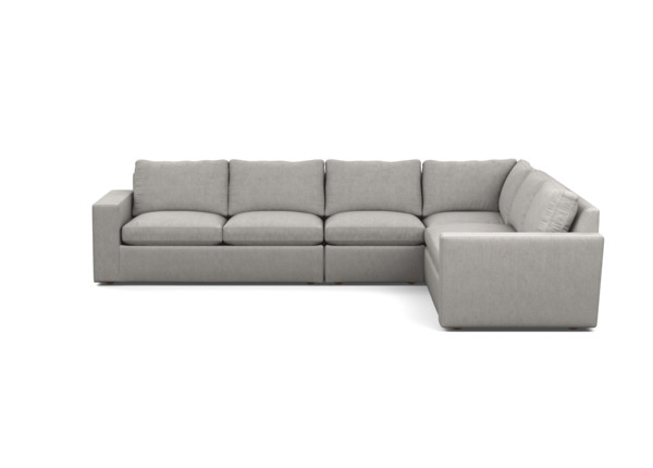 Nolita Modular Low-Profile Sectional—Quick Ship | Ethan Allen