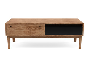 Oak Coffee Table Myra Walnut