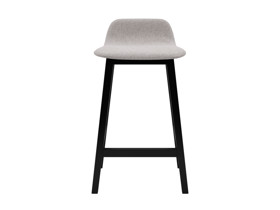 Bar Stool Tonno Cement Grey