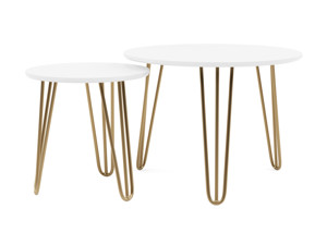 Side Table Caba white