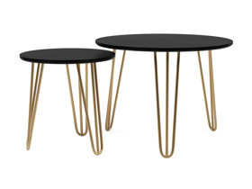 Side Table Caba Black
