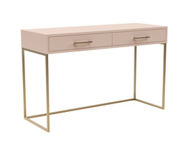 Dresser / Desk Lilo Satin Blush Pink