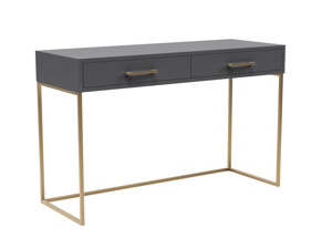 Dresser / Desk Lilo Satin Dark Grey