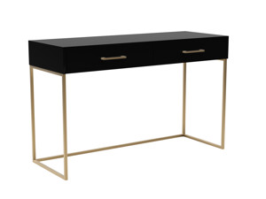 Dresser Lilo Satin Black