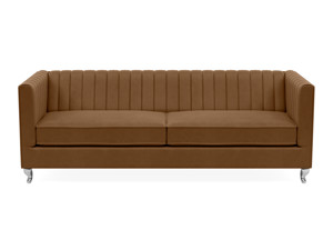 3 Seater Sofa Paven Wild whiskey Brown Premium Leather