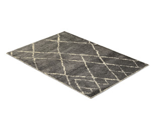 Rug Royal Nomadic Crush Diamond Grey