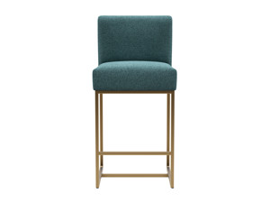 Bar Stool Vena Pool Turquoise