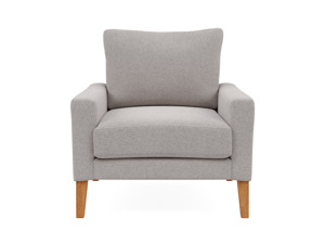 Occasional Chair Urban Cement Grey