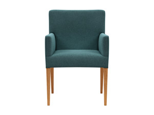 Dining Chair Carver Urban  Pool Turquoise