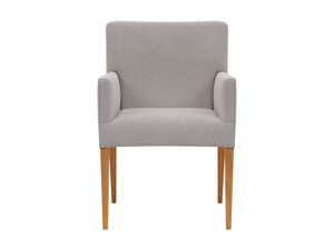 Dining Chair Carver Urban  Cement Grey