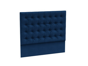 Headboard Orion Eclipse Navy Blue Velvet