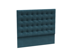Headboard Orion Adriatic Ligh Blue Velvet