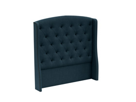 Tufted Headboard Phoenix Urban Shore Blue