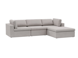 Modular Couch Gios Cement