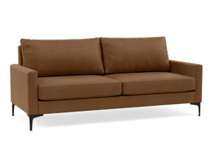 3 Seater Couch Urban Wild Whiskey Premium Leather