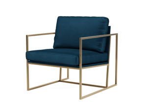 Occasional Chair Zina Peacock