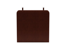 Wall Hanging Headboard Zaniah Sigar Leather