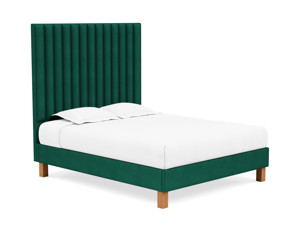 Platform Bed Sirius Emerald