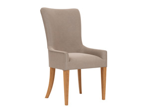 Carver Dining Chair Palermo Morada Stone