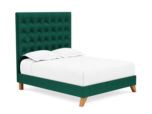 Platform Bed Orion Emerald