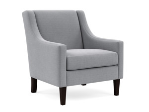 Occasional Chair Vivaldi Salon Silver