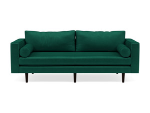 3 Seater Couch Volu Emerald Green