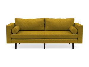 3 Seater Couch Volu Sulphur