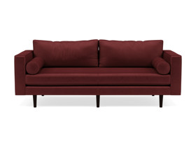 3 Seater Couch Volu Port Velvet