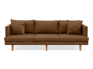3 Seater Couch Orson Wild Whiskey