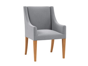 Carver Dining Chair Anne Storm Grey