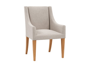 Carver Dining Chair Anne Plaster