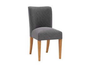 Dining Chair Phat Storm Grey
