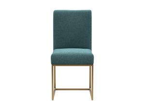 Dining Chair Vena Pool Turquoise