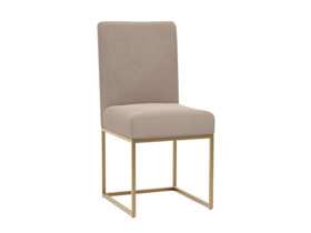Dining Chair Vena Morada Stone Brown